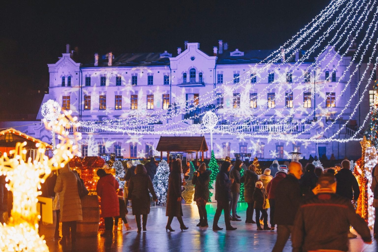 Christmas markets at Castel Mimi_Moldova's Top Tourist Attraction