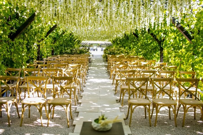 Pergola Best outdoor wedding venue Moldova